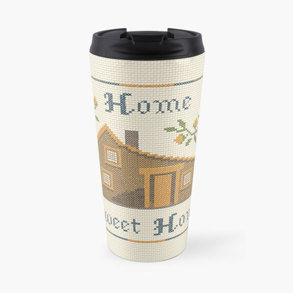 Sweet Prairie Home Travel Mug