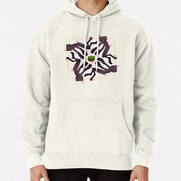 CUBE time Pullover Hoodie