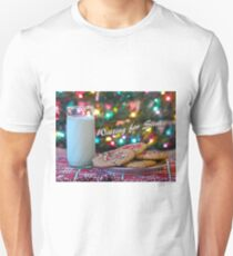 Waiting for Santa Unisex T-Shirt