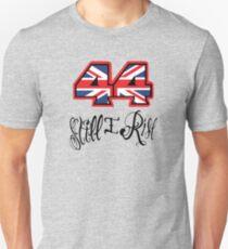 Lewis Hamilton Helmet Unisex T-Shirt