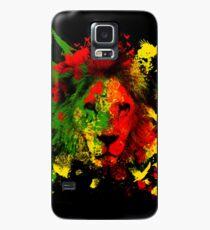 Rasta Lion Case/Skin for Samsung Galaxy