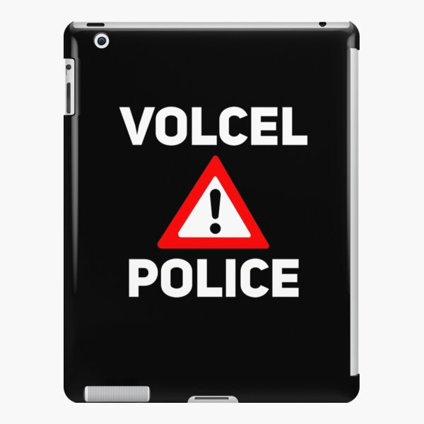 Volcel Police Virgin Incel Celibate T Shirt Ipad Case Skin By Joepseudo Redbubble A volcel is also someone with the username personalityinkwell on the website incels.co who joined on the 27th of december 2019. redbubble