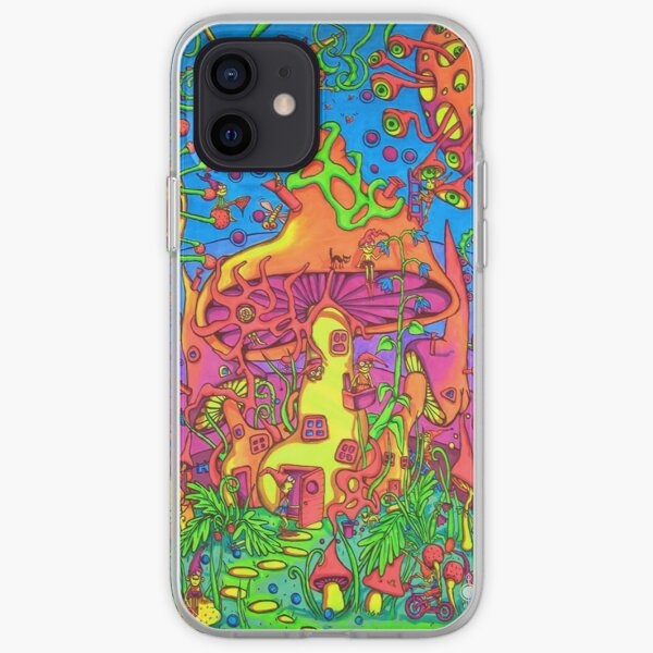 trippy -  iPhone Soft Case