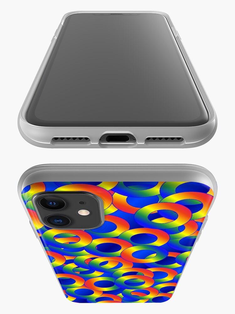 Alternate view of  Hoop Team iPhone Case & Cover