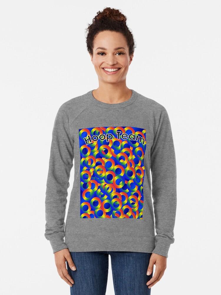 Alternate view of  Hoop Team Lightweight Sweatshirt