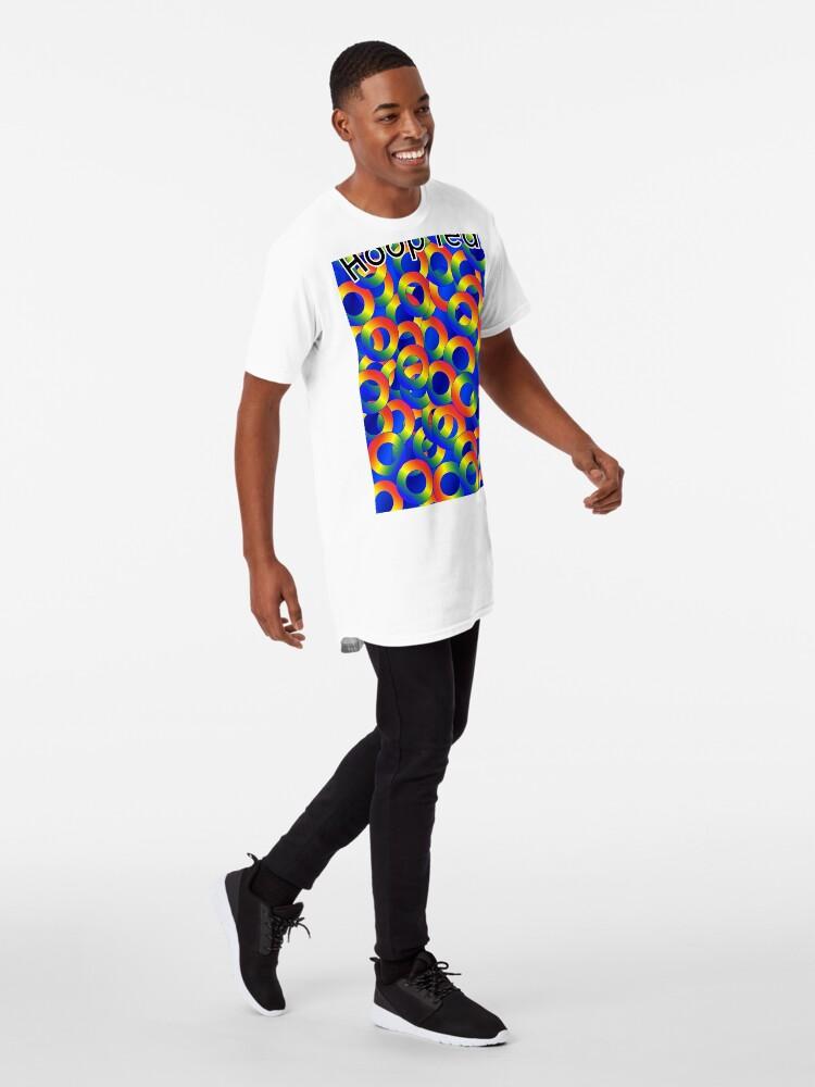 Alternate view of  Hoop Team Long T-Shirt
