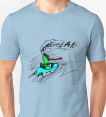 Amphibious Vehicle. T-Shirt