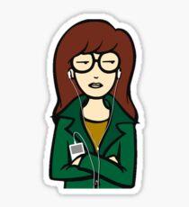 Daria Sticker