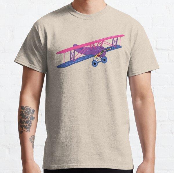 Bi-BiPlane Classic T-Shirt