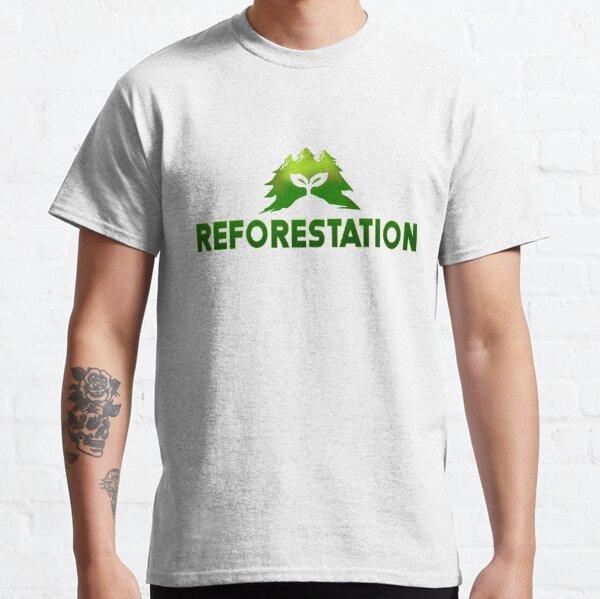 Julia Chang REFORESTATION Classic T-Shirt