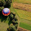 Hot air balloon by Wildcat123