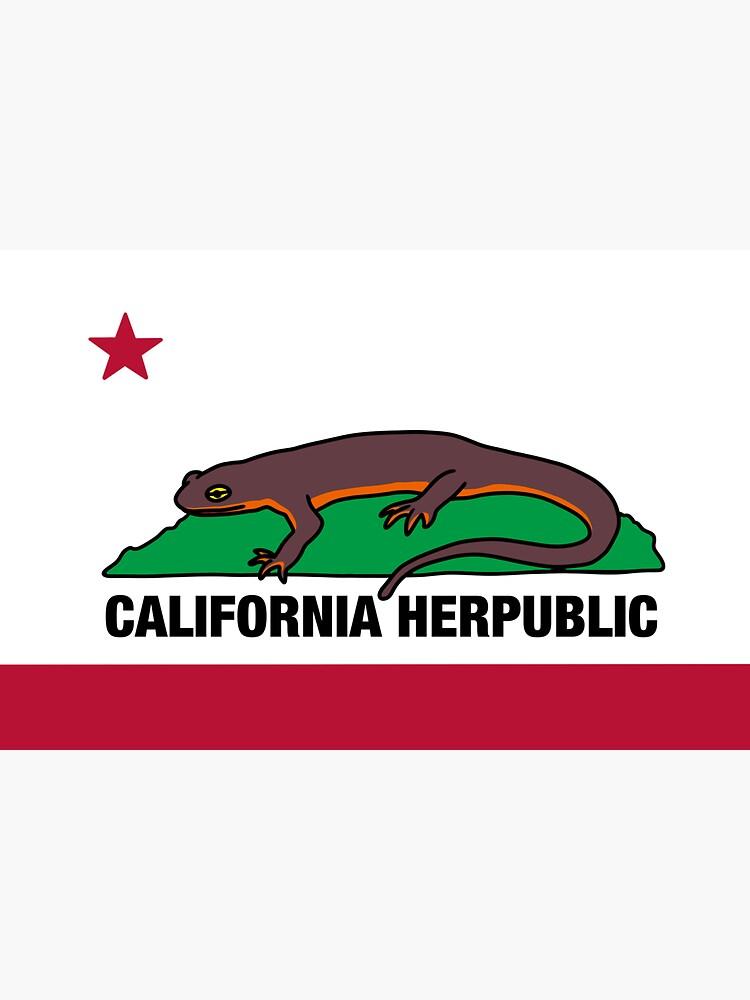 California Herpublic Stickers by FungalLove