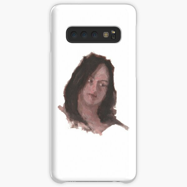 SM Woman Painting 01 Samsung Galaxy Snap Case