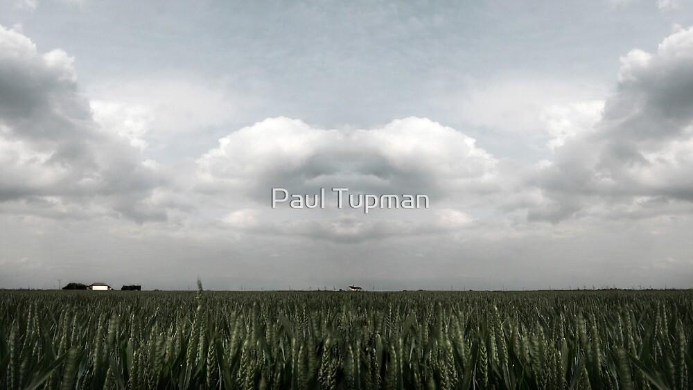 Nowhere Land II by Paul Tupman
