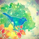 The Blue Bird of Happiness by Anthony Ross