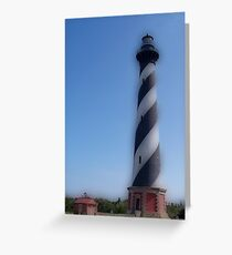 Hatteras Lookout Greeting Card
