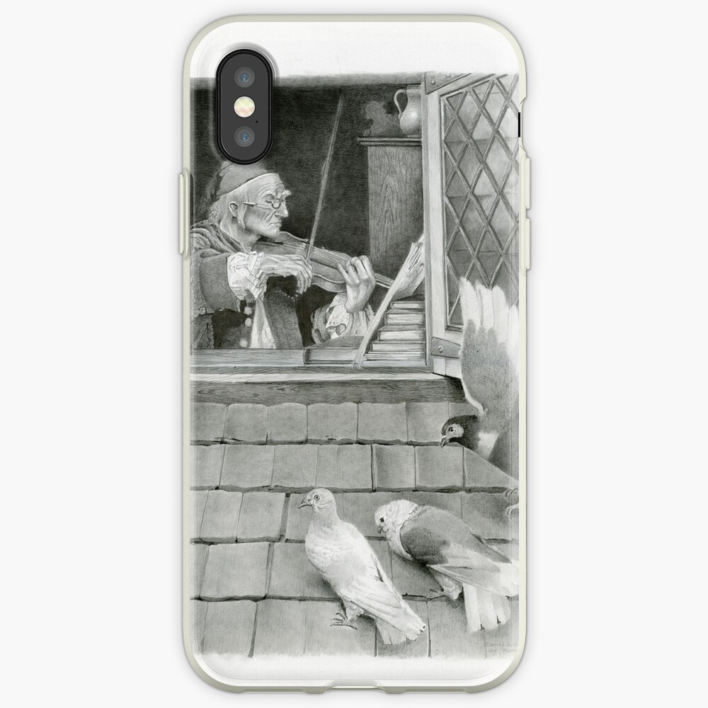 Morning Recital iPhone Case & Cover