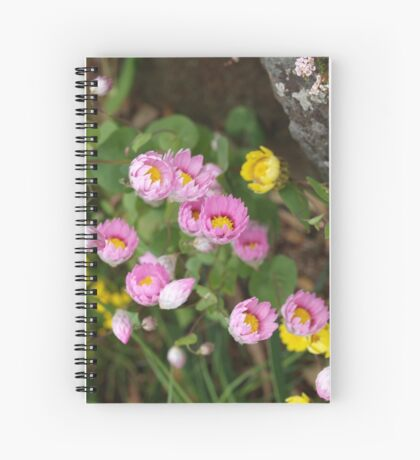 Kings Park Everlastings Spiral Notebook