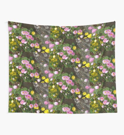 Kings Park Everlastings Wall Tapestry
