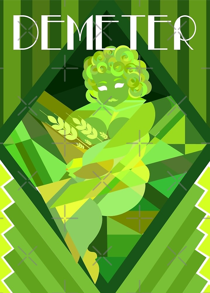 Demeter by OuterSaturn