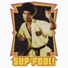 Jim Kelly by superiorgraphix