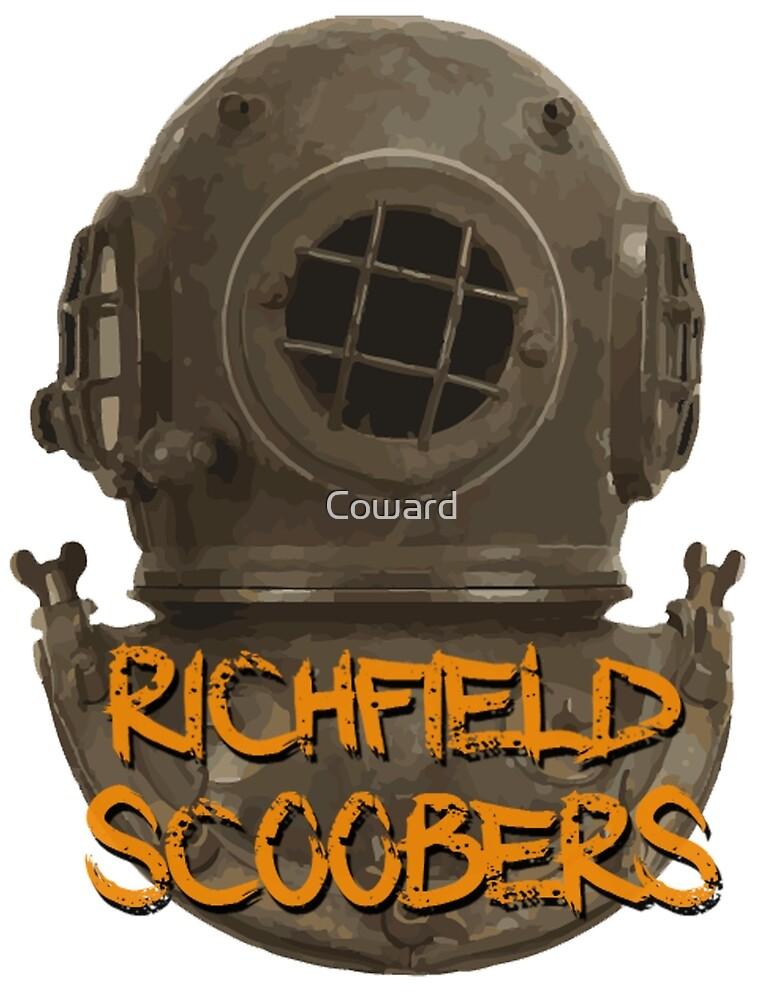 Richfield Scoobers Ultimate Frisbee by Coward