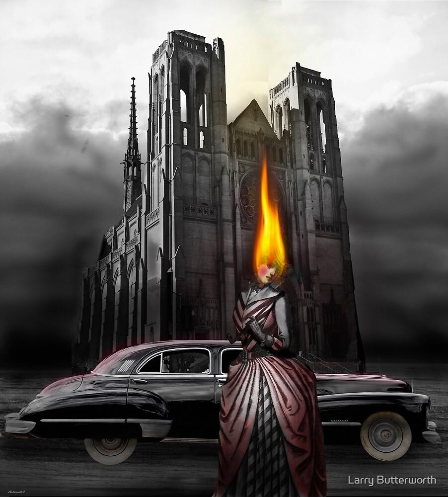 DARK ANGEL by Larry Butterworth