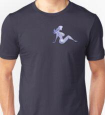 Mudflap Babe Pocket Tee Unisex T-Shirt