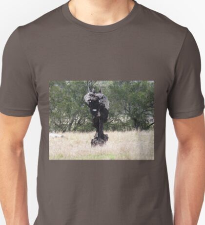 The Black Stump ...come to life.. T-Shirt