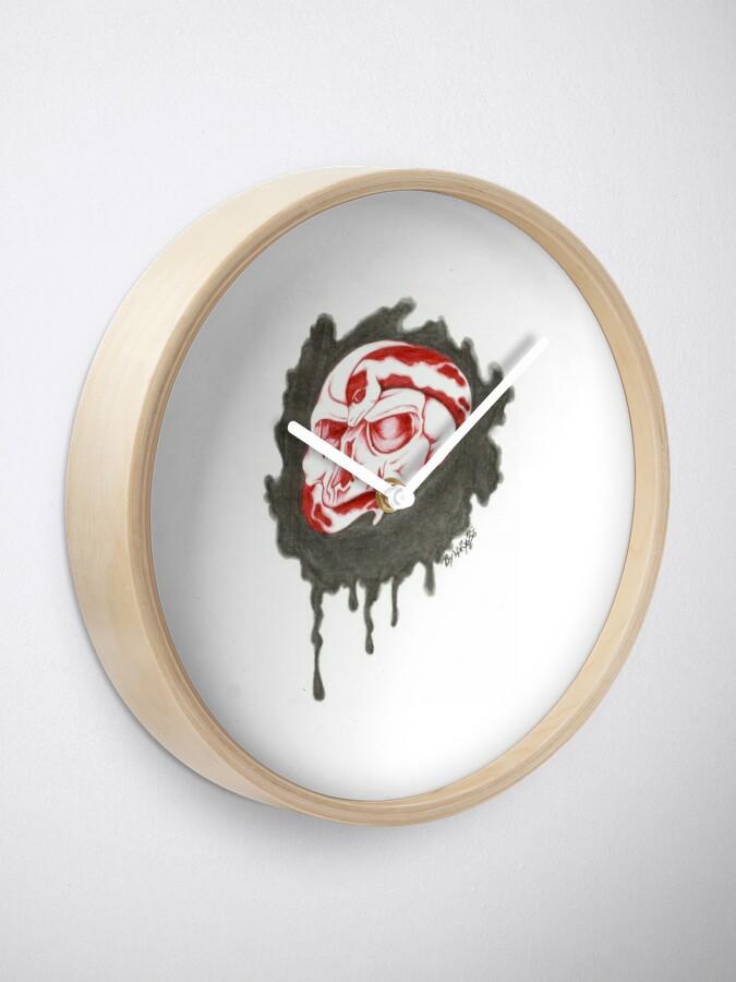 Alternate view of Somedayz Clock