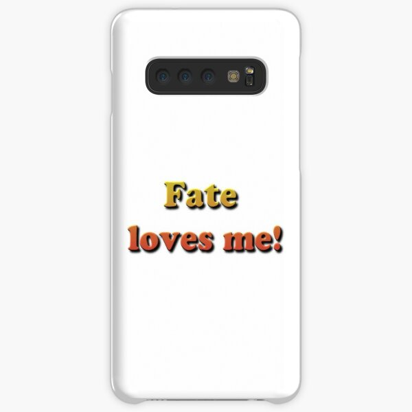 Fate Loves Me! Samsung Galaxy Snap Case