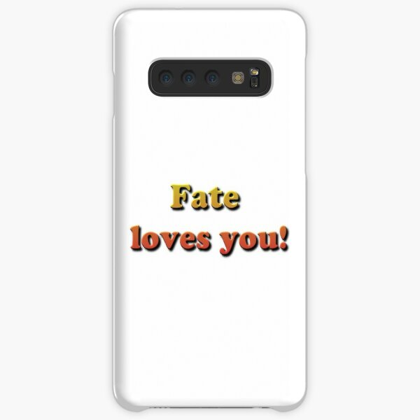 Fate Loves You! Samsung Galaxy Snap Case