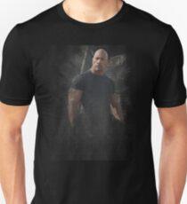 Fast Five Hobbs Dwayne Johnson T-Shirt