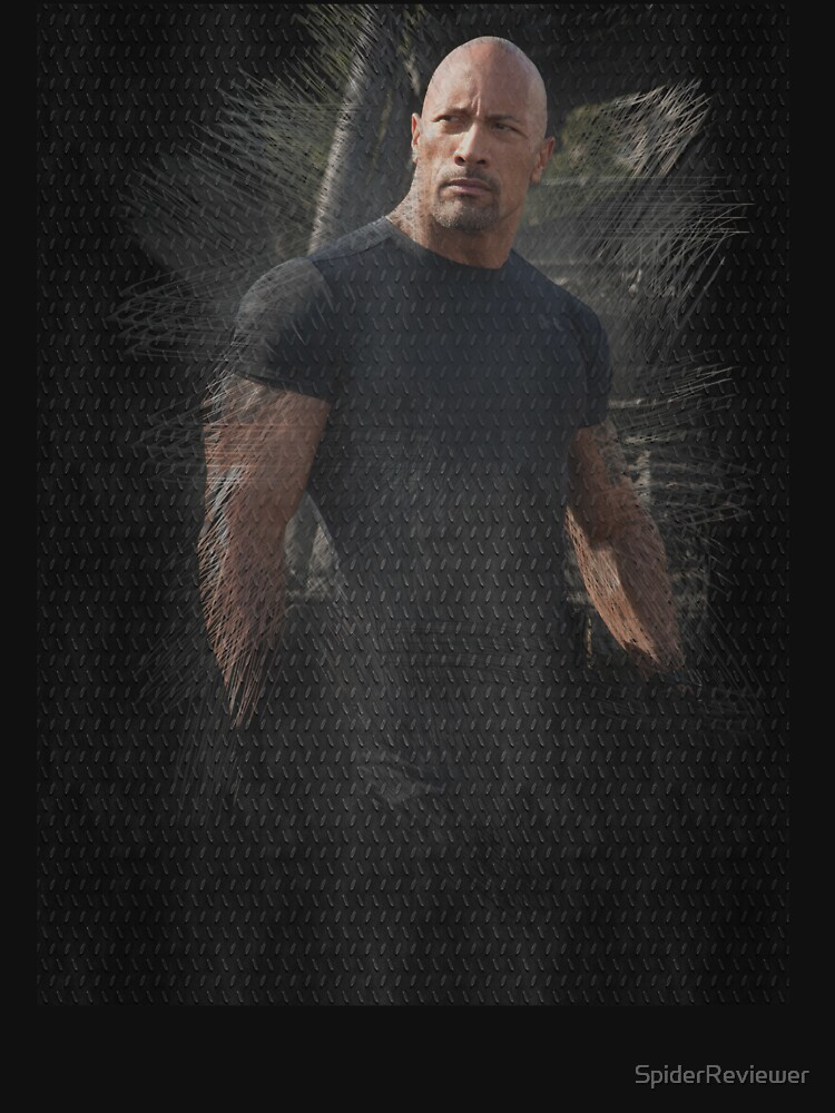 TShirtGifter presents: Fast Five Hobbs Dwayne Johnson | Unisex T-Shirt