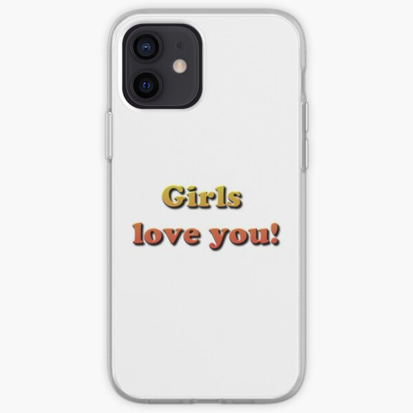 Girls Love You! iPhone Soft Case