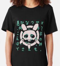 B E A S T | Knochen Slim Fit T-Shirt