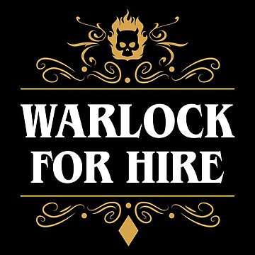Warlock For Hire de pixeptional