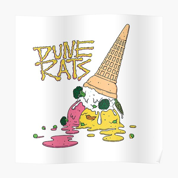 DUNE RATS Poster