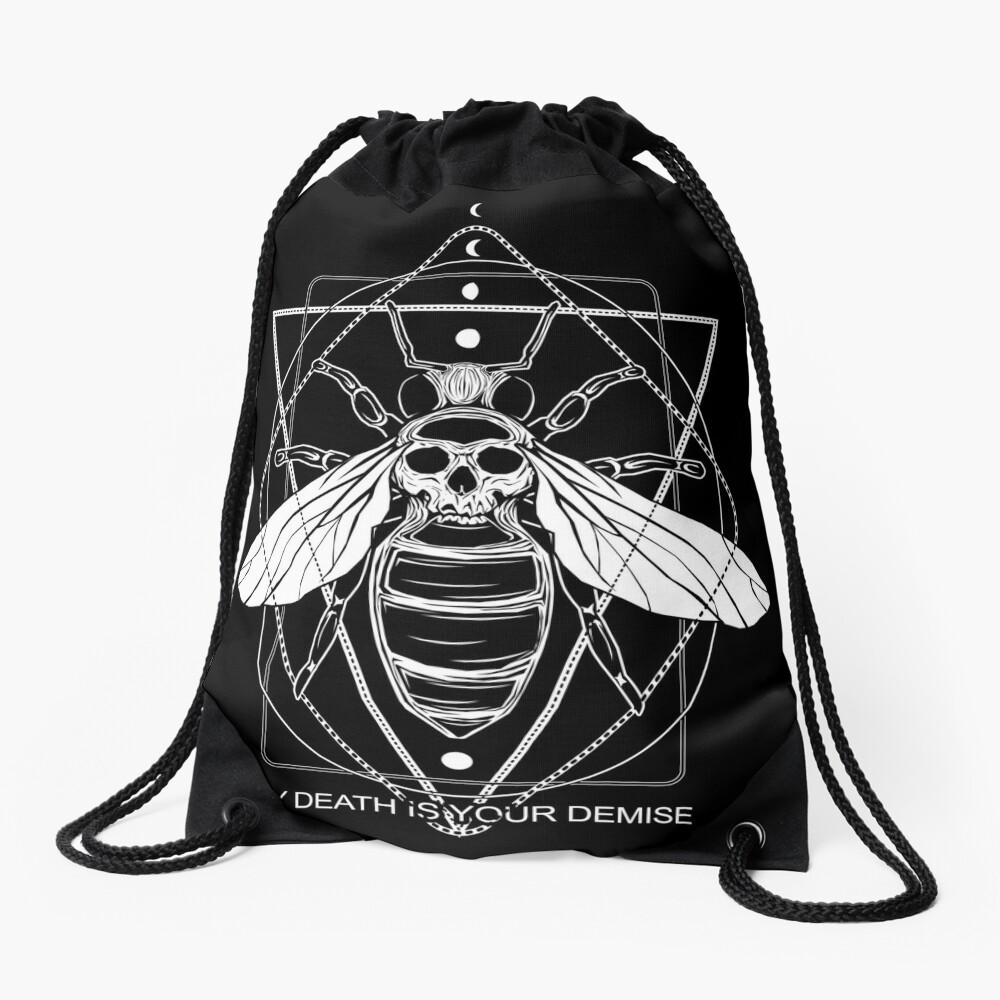 KILLER BEE - save the bees! Drawstring Bag