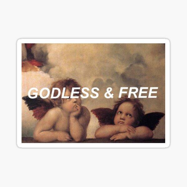 Foreigner's God (Hozier)  Sticker