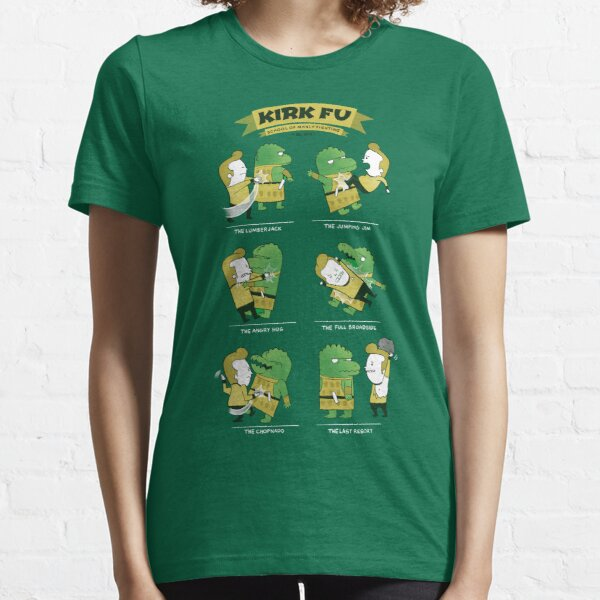 Kirk Fu! Essential T-Shirt