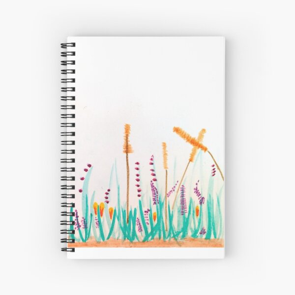 The Jewels Of Your Garden Spiral Notebook