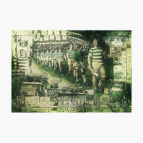 Lions Greatest Game For Scotland Despite Scotland Photographic Print
