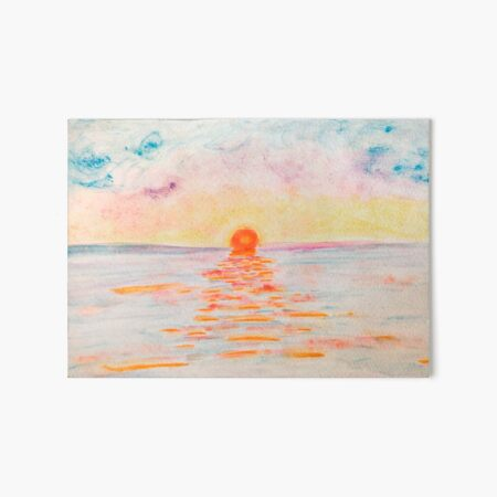 Kep Art Board Print