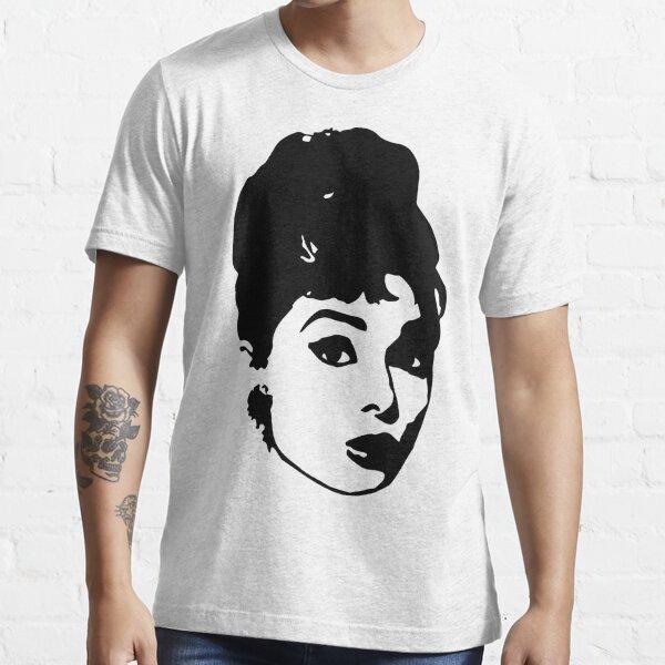 Audrey Hepburn Camiseta esencial