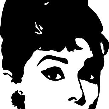 Audrey Hepburn  by HausOfBaileyA