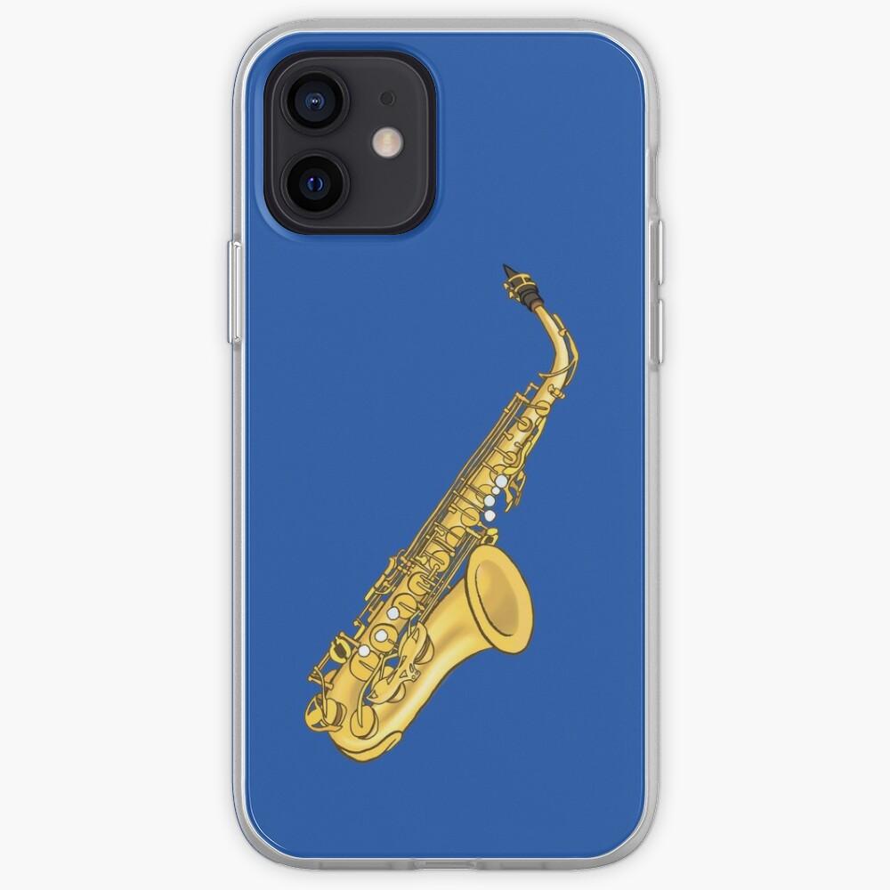 Saxophone   Coque iPhone
