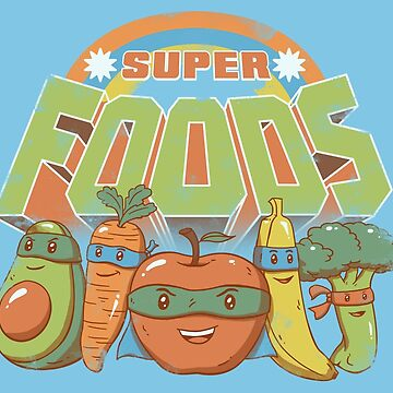 Super Foods! von vincenttrinidad