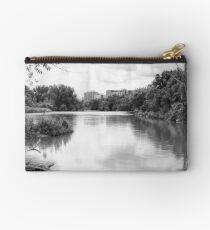 A River Runs Through It Studio Pouch