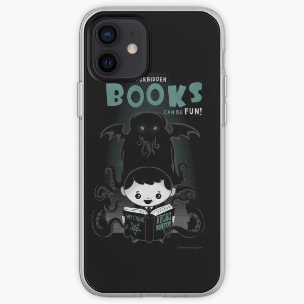 Forbidden Books can be Fun iPhone Soft Case
